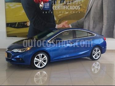 Foto venta Auto usado Chevrolet Cruze Premier Aut (2017) color Azul precio $305,000