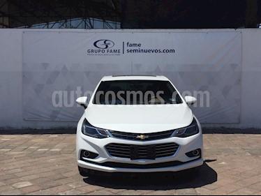 Foto venta Auto usado Chevrolet Cruze Premier Aut (2017) color Blanco precio $275,000