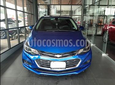 Foto Chevrolet Cruze Premier Aut usado (2017) color Azul precio $233,000