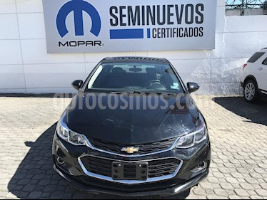 Foto venta Auto Seminuevo Chevrolet Cruze Premier Aut (2018) color Negro precio $290,000