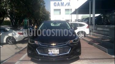Foto venta Auto Seminuevo Chevrolet Cruze Premier Aut (2017) color Negro precio $299,900