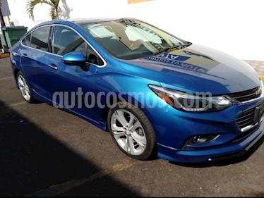 Foto venta Auto usado Chevrolet Cruze Premier Aut (2016) color Azul Cobalto precio $250,000