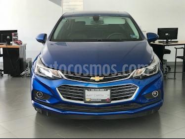 Foto Chevrolet Cruze Premier Aut usado (2017) color Azul precio $285,000