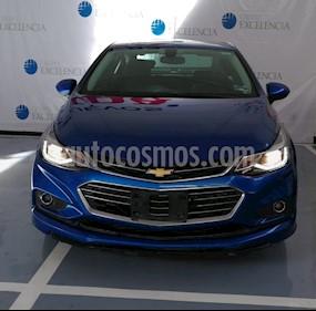 Foto venta Auto Seminuevo Chevrolet Cruze Premier Aut (2017) color Azul Cobalto precio $293,000