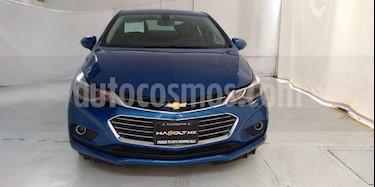 Chevrolet Cruze Premier Aut usado (2018) color Azul Cobalto precio $304,780