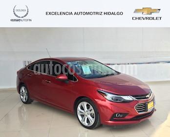 Chevrolet Cruze Premier Aut usado (2018) color Rojo precio $330,000