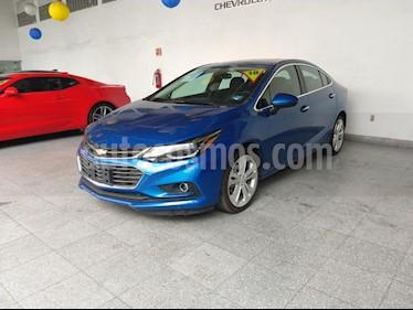 Foto venta Auto usado Chevrolet Cruze Premier Aut (2018) color Azul precio $375,000