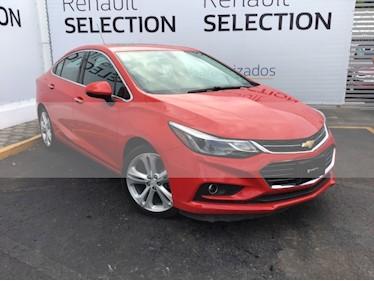 foto Chevrolet Cruze Premier Aut usado (2016) color Rojo precio $250,000