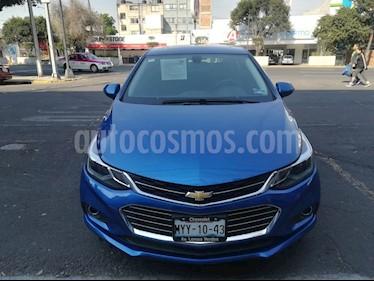 Foto venta Auto usado Chevrolet Cruze Premier Aut (2016) color Azul precio $242,000