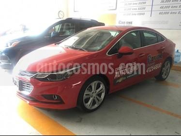 Foto venta Auto usado Chevrolet Cruze PREMIER (2018) color Rojo precio $345,000