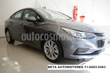Chevrolet Cruze Sedan Base nuevo color A eleccion precio $850.000