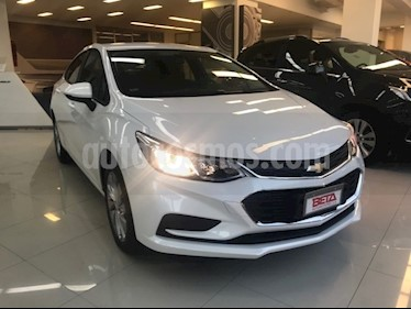 Foto Chevrolet Cruze Sedan Base nuevo color Blanco Summit precio $859.000