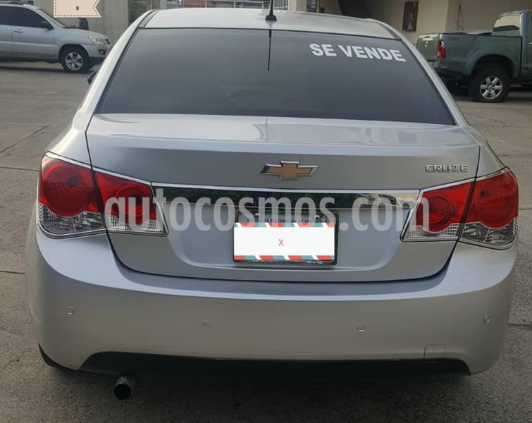 Chevrolet Cruze 1.8 usado (2012) color Gris precio u$s4.000