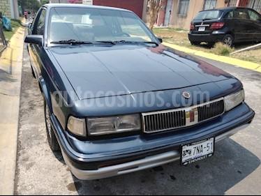 Chevrolet Cutlass Lujo Aut usado (1989) color Azul precio $77,500