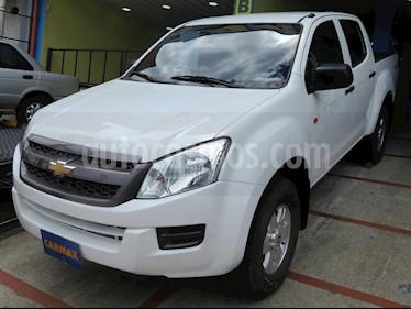 Foto venta Carro usado Chevrolet D-MAX 2.5L 4x2 CD (2018) color Blanco precio $86.900.000