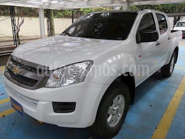 Foto venta Carro usado Chevrolet D-MAX 2.5L 4x4 CD Full (2018) color Blanco precio $88.900.000