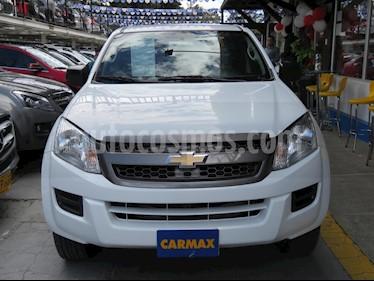 foto Chevrolet D-MAX 2.5L 4x4 CD usado (2018) color Blanco precio $83.900.000