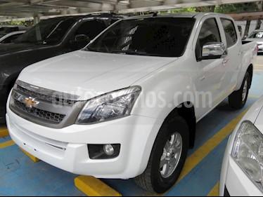 Foto venta Carro usado Chevrolet D-MAX 2.5L 4x4 CD (2017) color Blanco precio $84.900.000