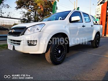 Chevrolet D-MAX 2.5 Diesel 4X2 WT  usado (2017) color Blanco precio $10.990.000