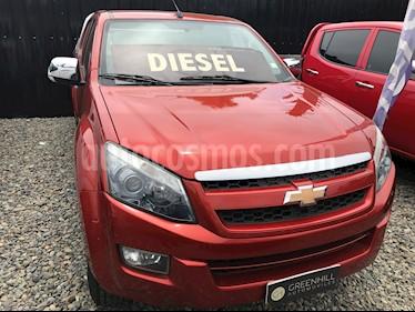 Chevrolet D-MAX 2.5 Diesel 4X4 High Aut usado (2016) color Rojo precio $13.000.000