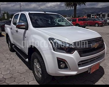 Chevrolet D-Max 3.0L CD 4x4 Full CRDi usado (2019) color Blanco precio u$s32.500