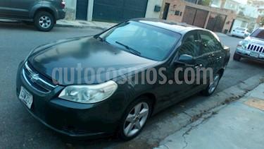 Foto venta carro usado Chevrolet epica EPICA (2008) color Verde precio u$s2.300