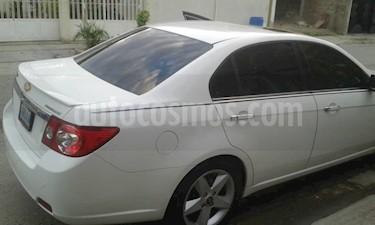 Foto venta carro usado Chevrolet epica EPICA (2008) color Blanco precio u$s1.500