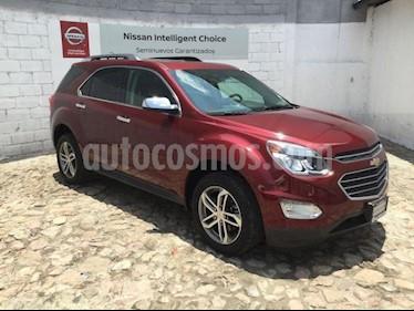 Foto venta Auto Seminuevo Chevrolet Equinox 2.4 PREMIER AUTO (2017) precio $345,000