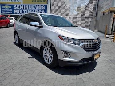 Foto venta Auto usado Chevrolet Equinox 5p LS L4/1.5/T Aut (2018) color Plata precio $350,000