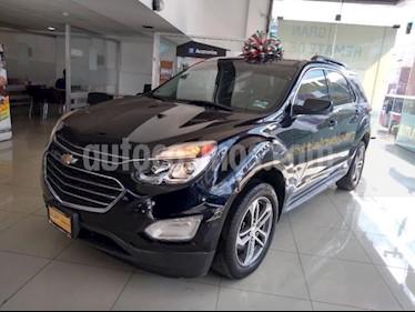 Foto Chevrolet Equinox 5P LT L4 2.4L TA F. NIEBLA RA-18 usado (2017) color Negro precio $295,000