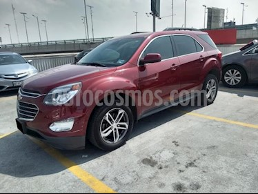 Foto Chevrolet Equinox 5p LT L4/2.4 Aut usado (2017) color Rojo precio $287,000