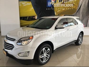 Foto venta Auto usado Chevrolet Equinox 5p LT L4/2.4 Aut (2017) color Blanco precio $299,900