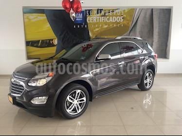 Foto venta Auto usado Chevrolet Equinox 5p LTZ L4/2.4 Aut (2016) color Gris precio $355,900
