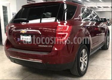 Foto Chevrolet Equinox 5p LTZ L4/2.4 Aut usado (2016) color Rojo precio $275,000