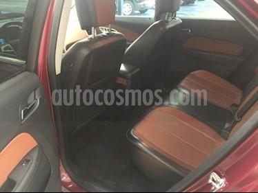 Foto venta Auto usado Chevrolet Equinox 5p Premier L4/2.4 Aut (2017) color Rojo precio $340,000