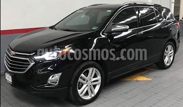 Chevrolet Equinox 5p Premier Plus L4/1.5/T Aut usado (2018) color Negro precio $399,000