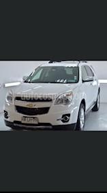 Chevrolet Equinox 1.5L Premier Aut 4x4  usado (2011) color Blanco precio $5.700.000