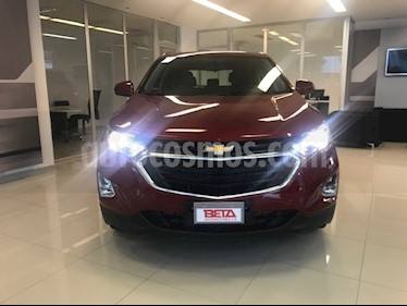 Chevrolet Equinox FWD nuevo color Rojo precio $1.556.000