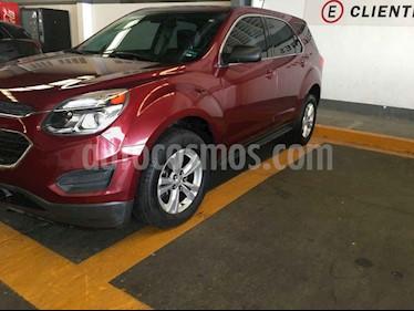 Foto venta Auto usado Chevrolet Equinox LS Paq. A (2016) color Rojo precio $250,500