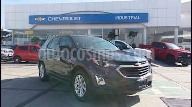 Foto venta Auto usado Chevrolet Equinox LS Paq. A (2018) color Azul Acero precio $339,000