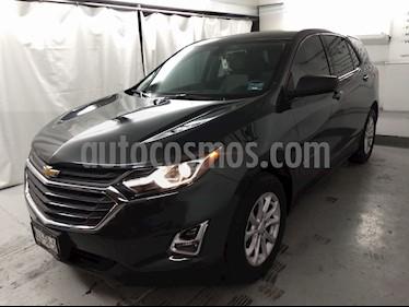 Foto Chevrolet Equinox LS Paq. A usado (2019) color Gris Carbono precio $395,900