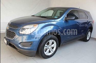 Chevrolet Equinox LS usado (2016) color Azul precio $249,000