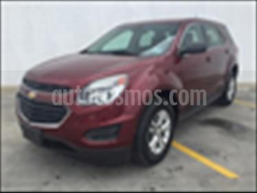 Chevrolet Equinox LS usado (2016) color Rojo precio $250,000