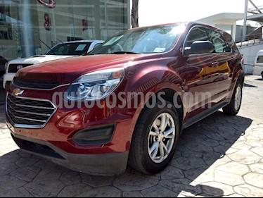 Foto venta Auto usado Chevrolet Equinox LS (2017) color Rojo precio $260,000