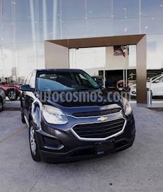 Foto venta Auto usado Chevrolet Equinox LS (2016) color Gris Oscuro precio $265,000