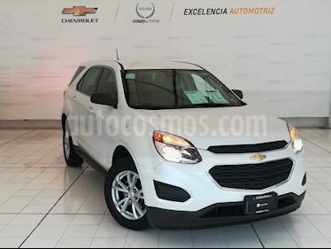 Foto venta Auto usado Chevrolet Equinox LS (2016) color Blanco precio $259,000