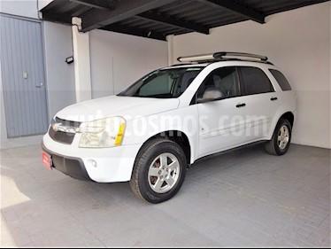 Foto venta Auto usado Chevrolet Equinox LS (2006) color Blanco precio $93,000