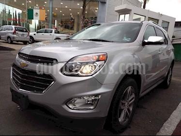 Foto venta Auto usado Chevrolet Equinox LS (2017) color Plata precio $310,000