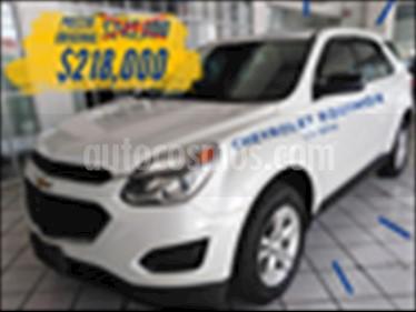 Foto venta Auto usado Chevrolet Equinox LS (2014) color Blanco precio $245,000