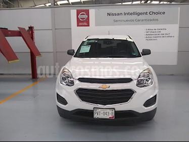 Foto Chevrolet Equinox LS usado (2017) color Blanco precio $279,000